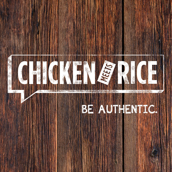 Point A Solutions - chicken meets rice logo