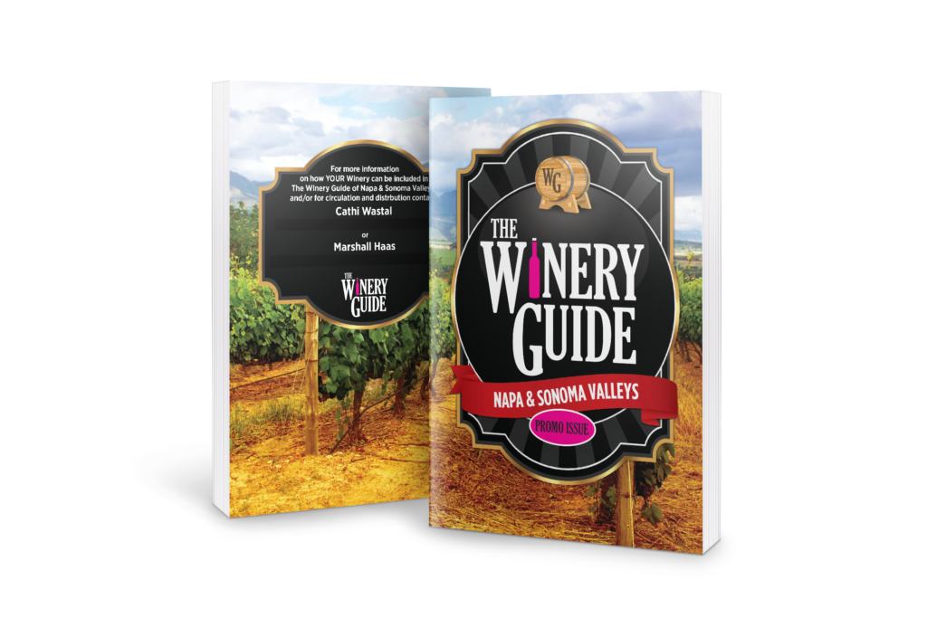 Point A Solutions - winery guide publication